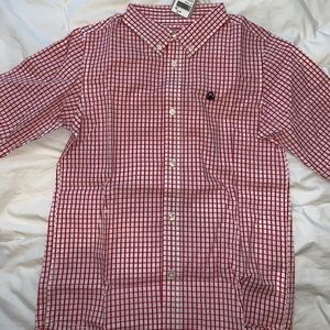 United Colors of Benetton boy's checked shirt